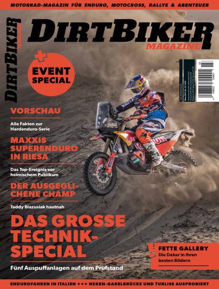 Dirtbiker Magazine February 21, 2019 00:00