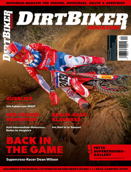 Dirtbiker Magazine March 21, 2019 00:00