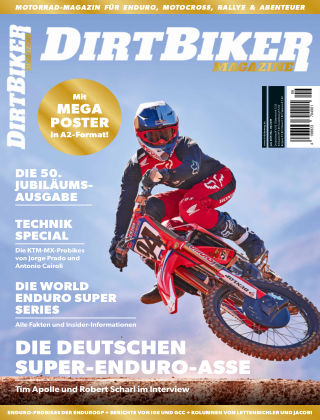 Dirtbiker Magazine 50