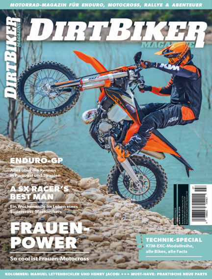 Dirtbiker Magazine