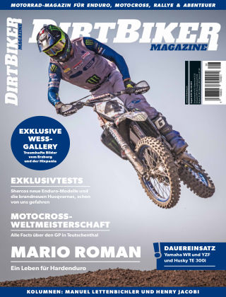 Dirtbiker Magazine 52