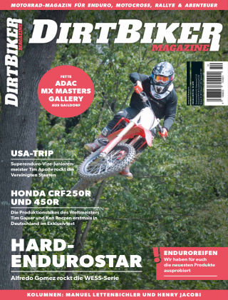 Dirtbiker Magazine 54