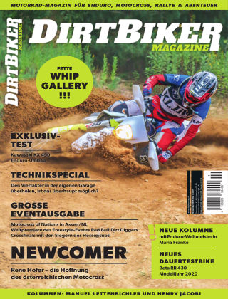 Dirtbiker Magazine 55
