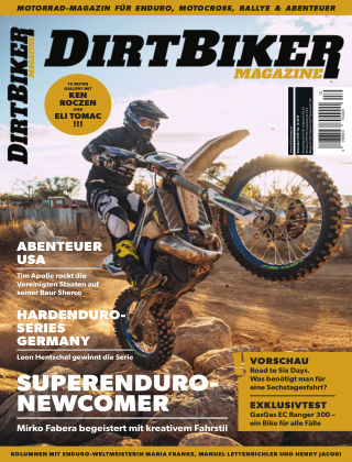 Dirtbiker Magazine 56