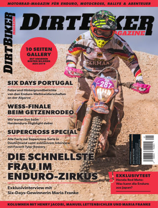 Dirtbiker Magazine 57