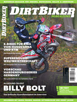 Dirtbiker Magazine 58