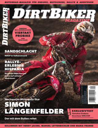Dirtbiker Magazine 61