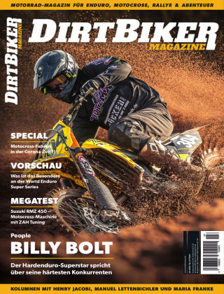Dirtbiker Magazine 63
