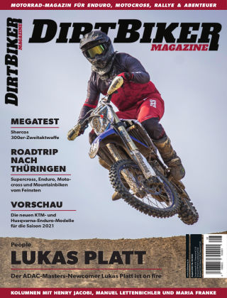 Dirtbiker Magazine 64