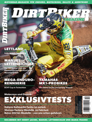 Dirtbiker Magazine 66