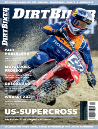 Dirtbiker Magazine 72