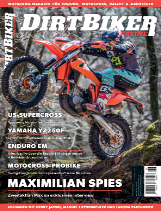 Dirtbiker Magazine 74