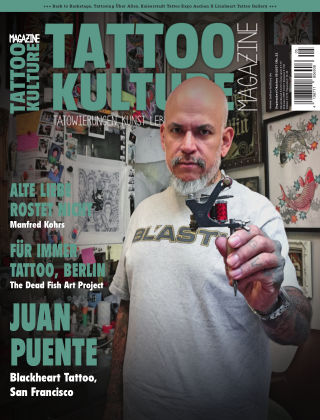 Tattoo Kulture Magazine 22