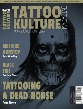 Tattoo Kulture Magazine 25