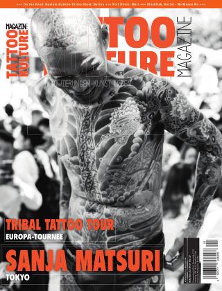 Tattoo Kulture Magazine 27