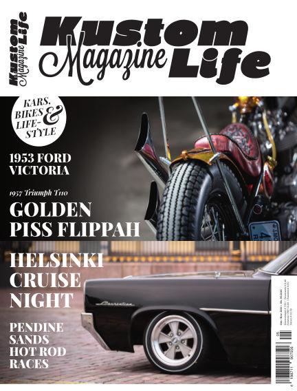 Kustom Life Magazine September 20, 2016 00:00