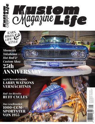Kustom Life Magazine 9