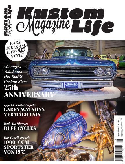 Kustom Life Magazine January 03, 2017 00:00