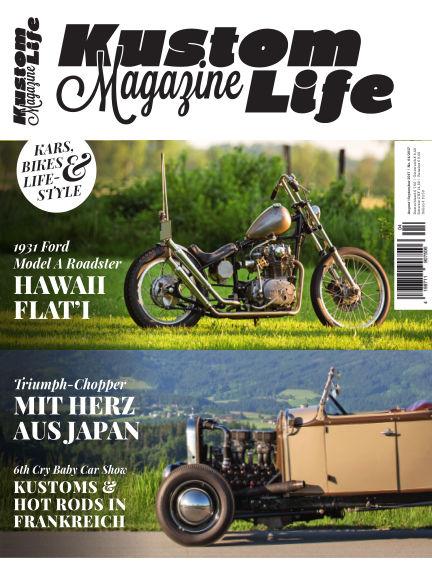 Kustom Life Magazine July 25, 2017 00:00