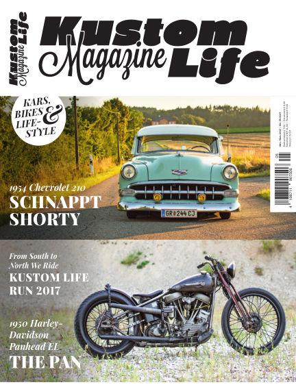 Kustom Life Magazine September 19, 2017 00:00