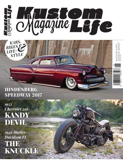 Kustom Life Magazine November 28, 2017 00:00