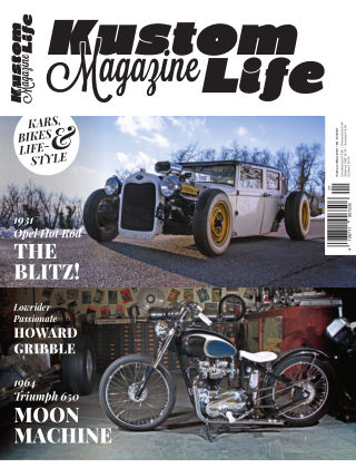 Kustom Life Magazine 15