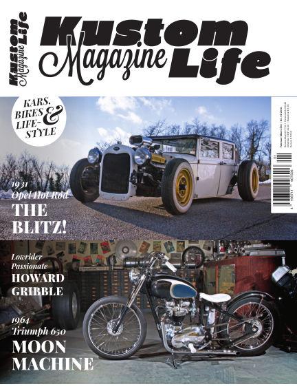 Kustom Life Magazine January 30, 2018 00:00