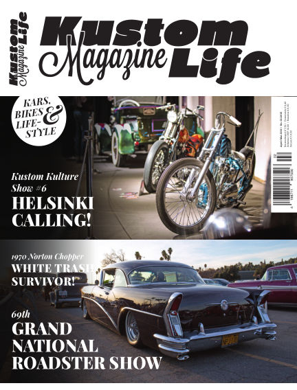 Kustom Life Magazine March 27, 2018 00:00