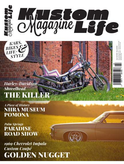 Kustom Life Magazine May 29, 2018 00:00
