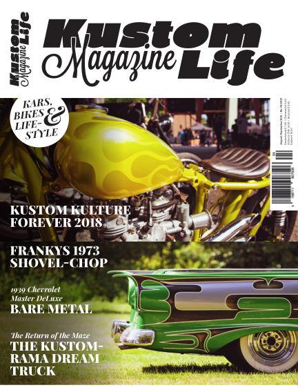 Kustom Life Magazine July 31, 2018 00:00