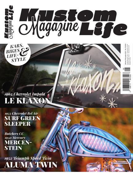 Kustom Life Magazine September 25, 2018 00:00
