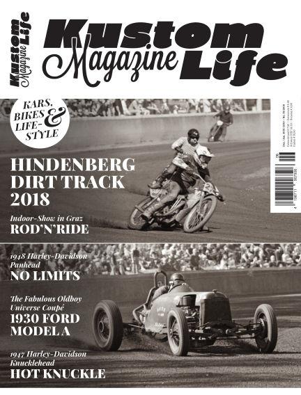 Kustom Life Magazine November 27, 2018 00:00