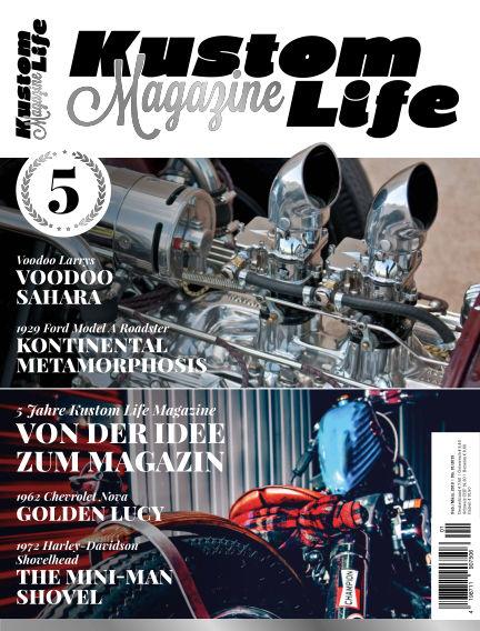 Kustom Life Magazine January 29, 2019 00:00