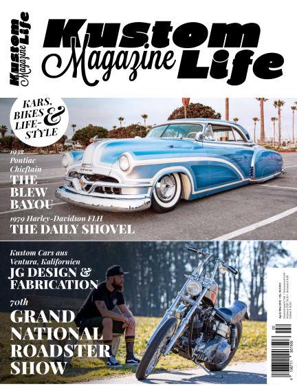 Kustom Life Magazine March 26, 2019 00:00