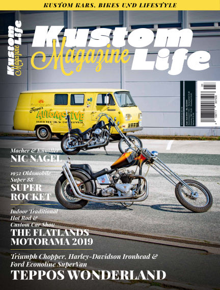 Kustom Life Magazine May 28, 2019 00:00