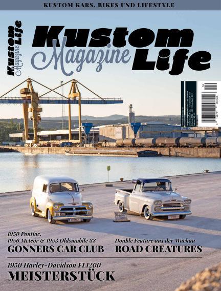 Kustom Life Magazine July 30, 2019 00:00