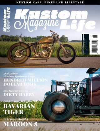 Kustom Life Magazine 25