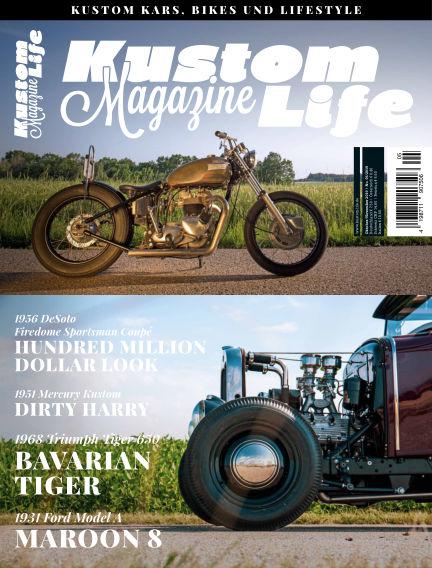 Kustom Life Magazine September 24, 2019 00:00