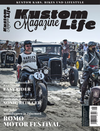 Kustom Life Magazine 26