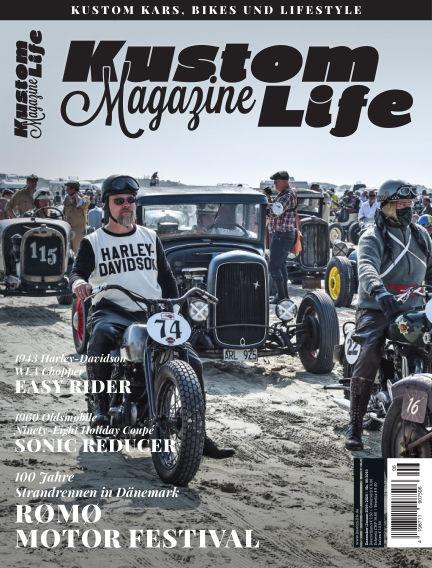Kustom Life Magazine November 29, 2019 00:00