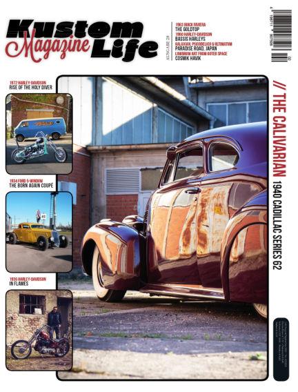 Kustom Life Magazine June 26, 2020 00:00