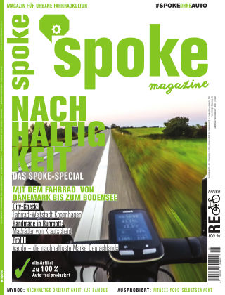 SPOKE Magazine (eingestellt) 05/2016