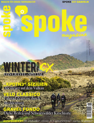 SPOKE Magazine (eingestellt) 06/2016