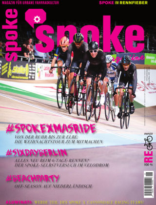 SPOKE Magazine (eingestellt) 01/2017