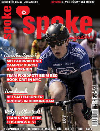 SPOKE Magazine (eingestellt) 03/2017