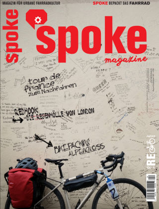 SPOKE Magazine (eingestellt) 04/2017