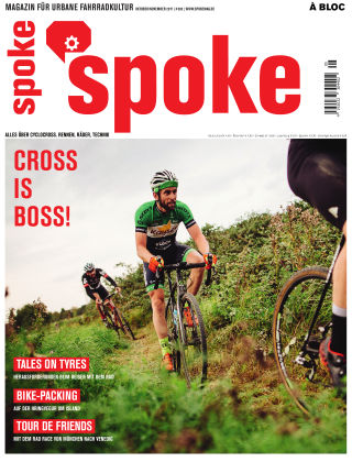 SPOKE Magazine (eingestellt) 05/2017