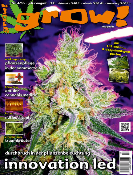 grow! Magazin June 29, 2016 00:00