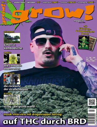 grow! Magazin 05 2016
