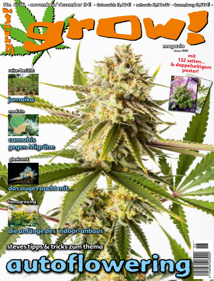 grow! Magazin October 26, 2016 00:00